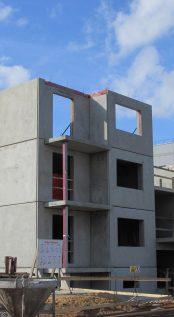 Монтаж 3 этажа корпуса 3