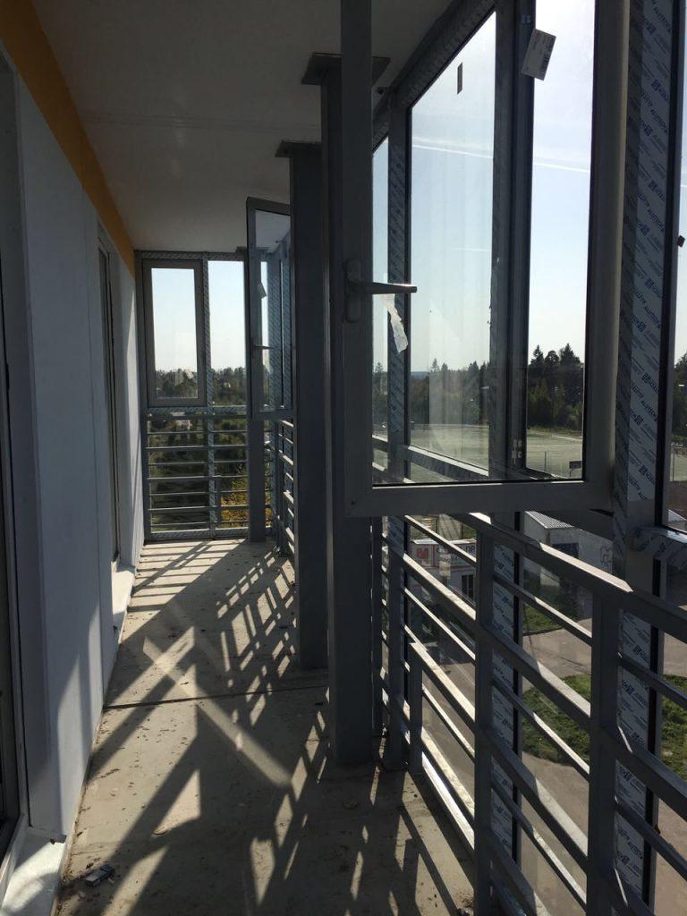 Остекление балконов 3