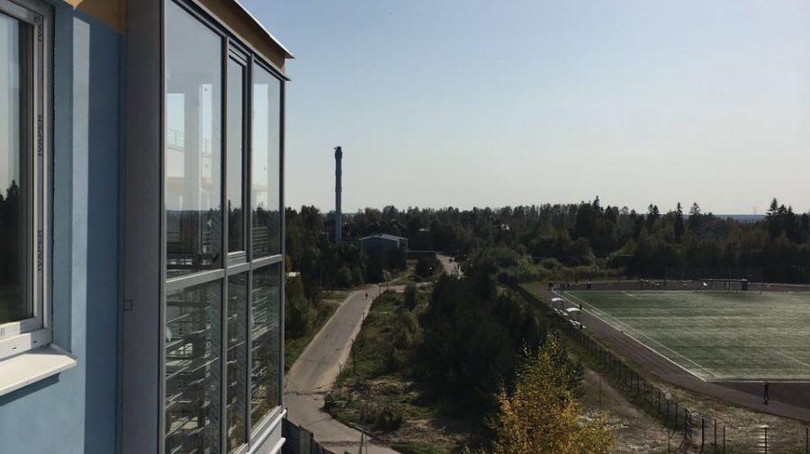 Остекление балконов 2