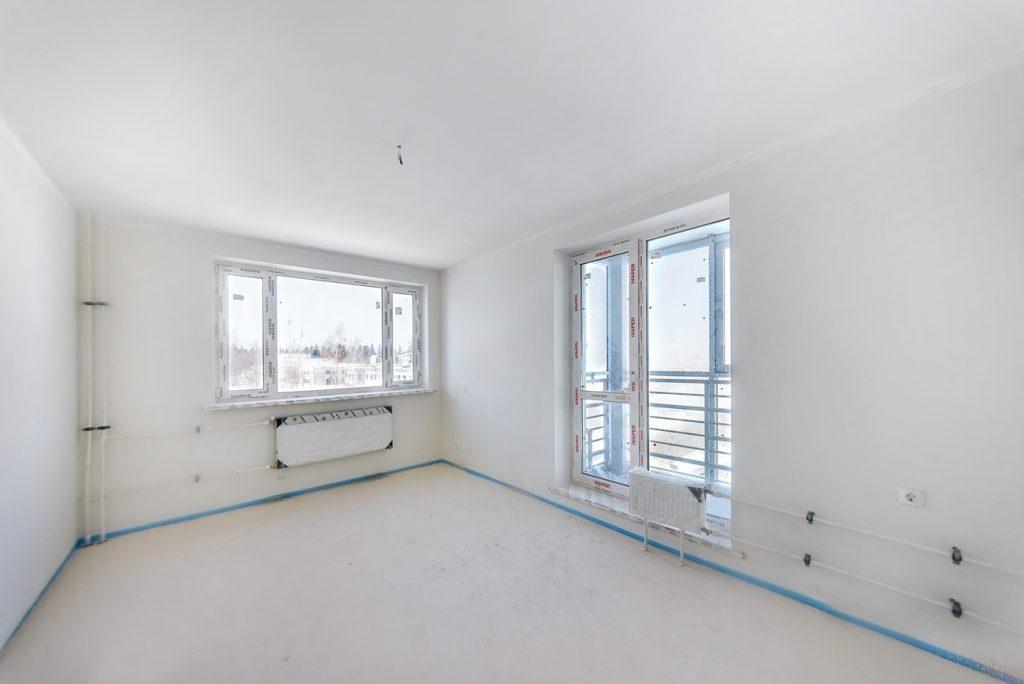ЖК 84 Высота квартиры с отделкой пример